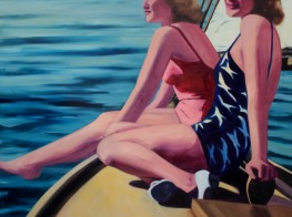 Seabreeze 36 x 48 inches